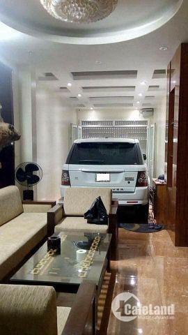 Bán nhà phân lô Hoàng Quốc Việt 7 tầng, có thang máy, gara ô tô, giá chỉ 7,4tỷ. LH: 0904245944