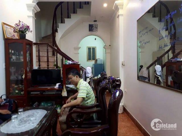 Nhà đẹp giá sốc phố Nguyễn Đình Hoàn, 38m 4 tầng 2 mặt ngõ 3.15 tỷ. Lh 0901754366