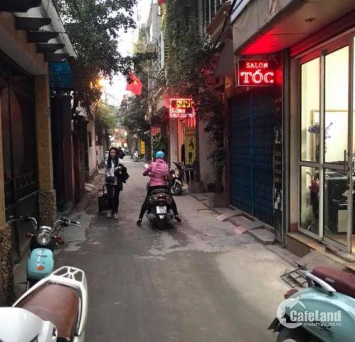 Bán nhà Ô TÔ đỗ cửa Thịnh Quang 34x5 tầng. Giá 4.3 tỷ.