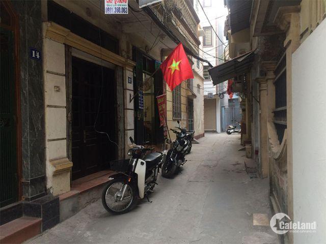 Bán nhanh nhà Nguyễn Phúc Lai, hiếm, MT 6.5m 4 tỷ 1