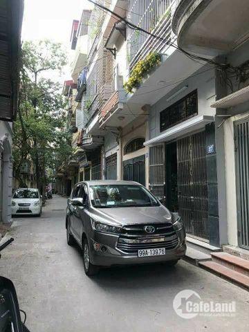 Bán nhà phân lô ô tô đỗ cửa Phương Mai DT 42m2x5 Tầng, Giá 4,6 Tỷ.