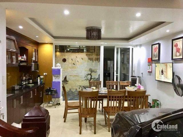 Bán nhà khu Thái Hà, Láng Hạ, nội thất hiện đại, 50m2 giá 5.1 tỷ