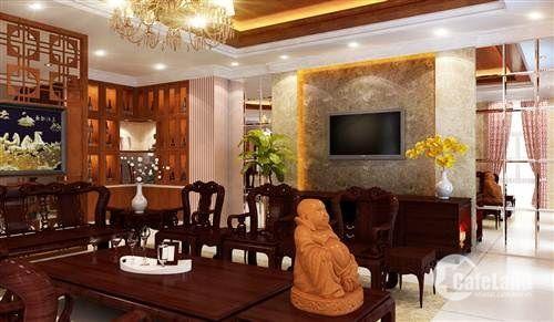 Bán nhà phố Phan Văn Trị, mặt tiền 4,15m, 6 tỷ.