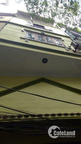 BÁN NHÀ  phố chợ KHÂM THIÊN – ĐỐNG ĐA 4,5 tầng gần Hồ Ba Mẫu-giá: 2,6 tỷ (TL)