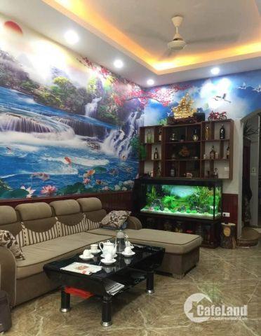 Bán nhà đẹp ô tô đỗ Hào Nam, DT 52m2x 4 tầng, mt 4m, 4.8 tỷ.