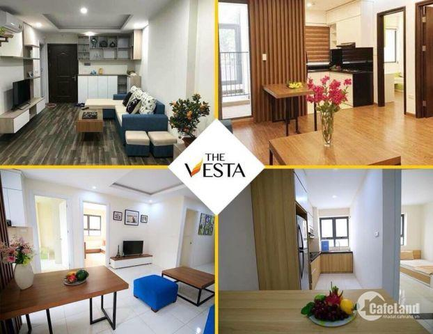 Hải Phát Invest tiếp nhận hồ sơ nhà ở xã hội đợt cuối dự án The Vesta Phú Lãm, HĐ. LH: 0965505502