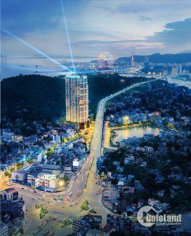 Chỉ với 430 triệu - Nhận căn hộ full nội thất 5sao vĩnh viễn view trực diện vịnh Hạ Long
