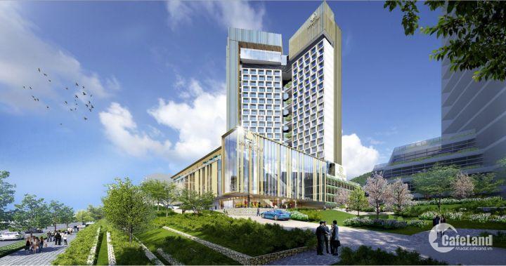 Đầu tư giá trị với căn hộ khách sạn Condotel Trí Đức tại trung tâm du lịch Bái Cháy – TP Hạ Long.