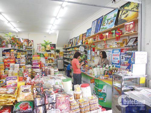 Mặt phố Truơng Định KD vô dịch dt 80m mặt tiền 6m giá 14,5 tỷ