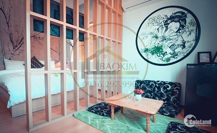 Bán nhà đường Nguyễn Đức An sát biển 7 tầng, thang máy, 21 căn hộ, nội thất đẹp, cho thuê kín phòng