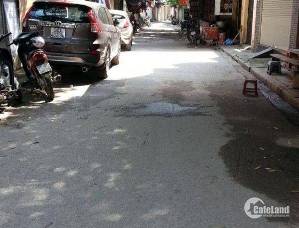 Bán nhà liền kề khu vực 69/521 Trương Định Hà Nội Hai Bà cũ