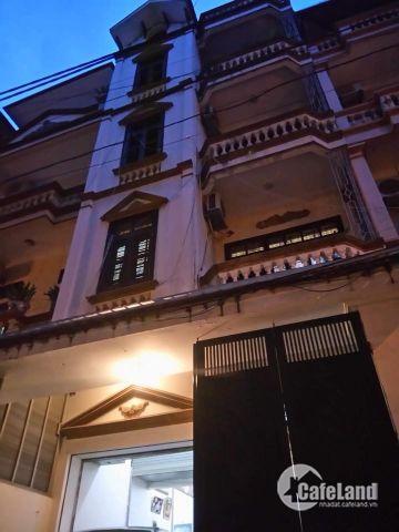 Biệt thự Định Công, 86m2, 4 tầng đẹp, mặt tiền 6m, ô tô tránh nhau