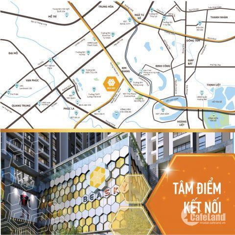 Bea Sky Nguyễn Xiển - sống xanh và tiện nghi bên cv Chu Văn An giữa lòng Hà Nội.Lh 0963826655