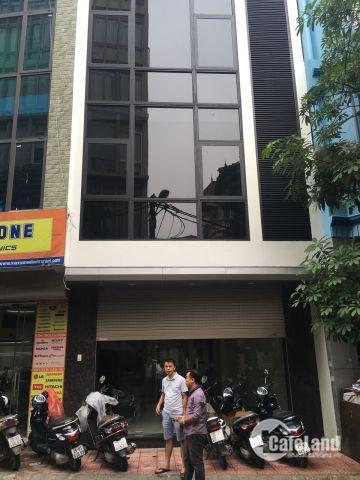 Bán nhà xây mới mặt đường 24 phố Kim Đồng,kd sầm uất,6 thang máy,55m2,2 ô tô vào, 10,8 tỷ
