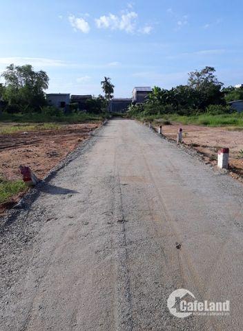 Chỉ còn những lô cuối cùng của giai đoạn 2 dự án khu dân cư Nguyễn Hữu Cảnh