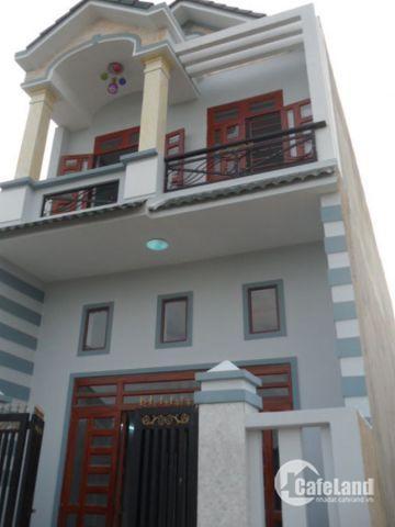 Bán nhà giá rẻ mới xây 750 triệu tại Vĩnh Lộc ( Gần cầu Bà Lát ) - Bình Chánh