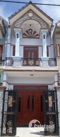 Nhà 1 trệt 1 lầu, 86m2, sổ riêng, nhà đẹp mới xây