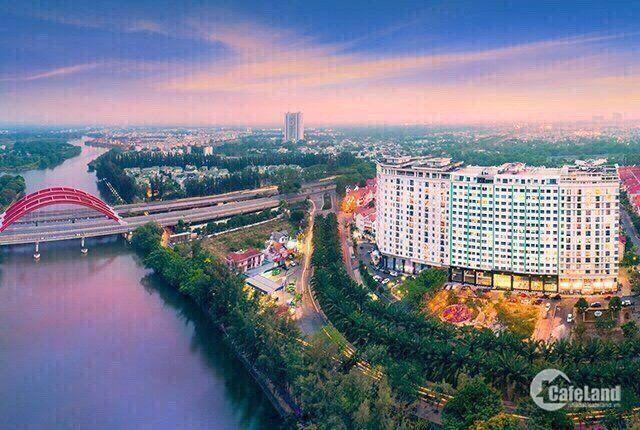 Căn hộ cao cấp ở ngay KDC Trung Sơn Nam Sài Gòn