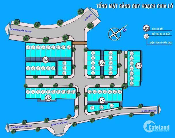 Sở hữu nhà liền kề đẹp nhất Hải Phòng chỉ từ 3,4 tỷ