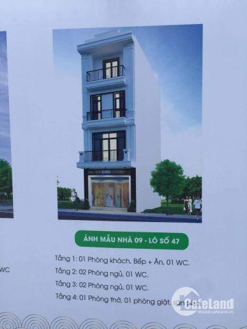 Còn duy nhất căn liền kề có giá 33tr/m2 dự án 85 đường vòng cầu Niệm CK cực sốc. LH: 0936784598
