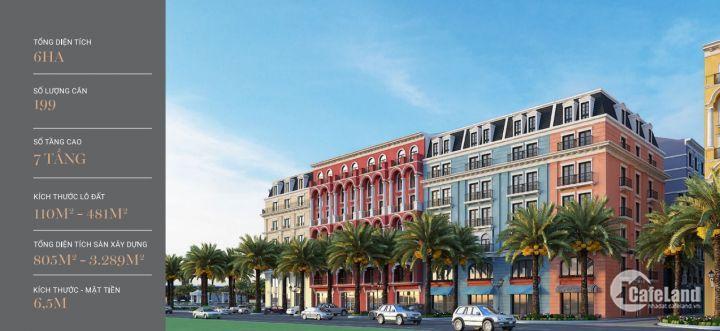 Bán Phú Quốc Marina Square - Khách sạn phố 7 tầng 24 phòng lớn nhất Phú Quốc