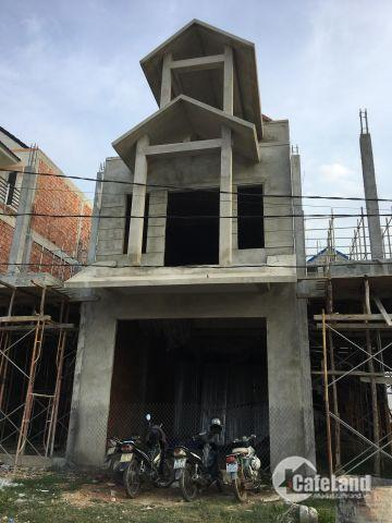 Thanh lý nhà thô 3 tầng  Huế green city đường tỉnh lộ 10