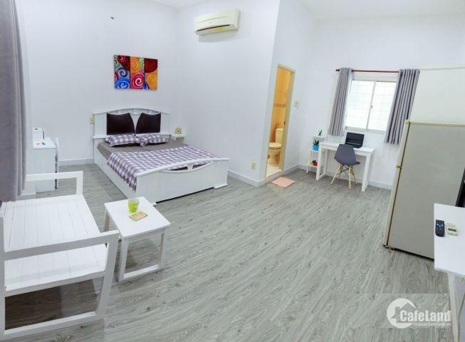 Cho thuê căn hộ mini full nội thất đường Lê Thị Riêng gần chợ Bến Thành