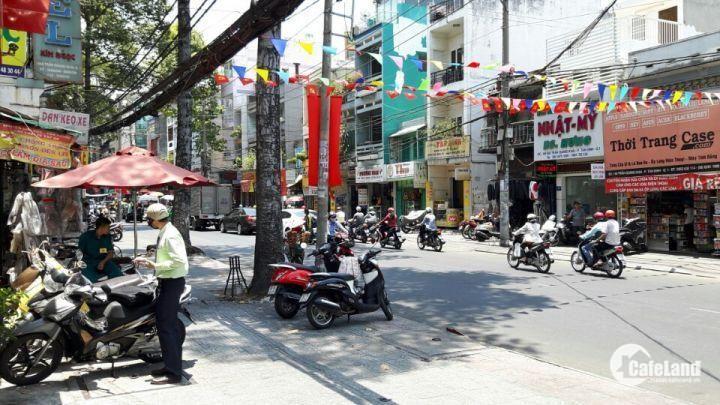 Bán gấp nhà hàng 2 mặt tiền đường Trần Khắc Chân và Đặng Dung,P.Tân Định, Quận 1
