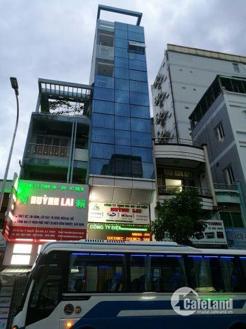 Cần bán nhà mặt tiền 190 Lê Lai, Phường Bến Thành, Quận 1;5 lầu;4x16;giá 33 tỷ