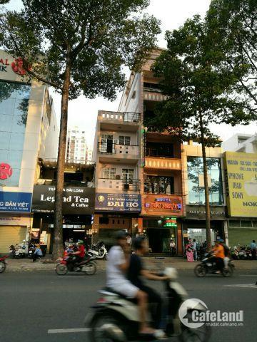 Bán gấp nhà góc 2 Mặt tiền đường Nguyễn Văn Thủ - Hoàng Sa, Đa Kao, Quận 1;6.8x18m,4 lầu, Giá rẻ 36.2 tỷ
