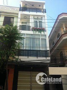 Bán gấp nhà HXH đường Trần Khánh Dư, Q.1, DT: 4x9, trệt+3 lầu, Giá 7.7 tỷ