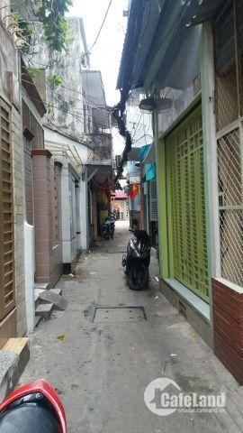 Bán nhà hẻm 64 Trần Đình Xu, P.Cô Giang, Quận 1. DT:3x5 Giá: 3,25 tỷ