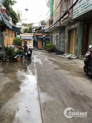 Bán nhà phố hxh Thái Phiên, p8, q11