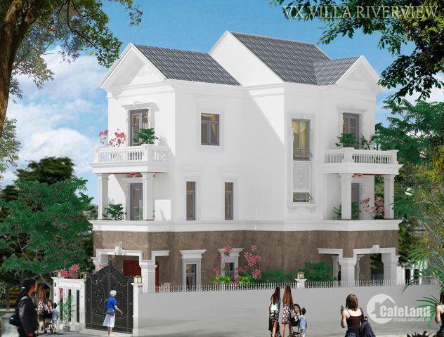 Mở bán 20 căn biệt thự, villa Quận 12 giá gốc CĐT, CK 200tr, trúng SH 125i