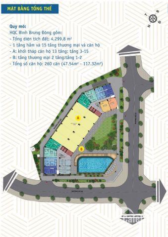 05 suất nội bộ căn hộ HQC Bình Trưng Đông quận 2 liền kề khu biệt thự Khang Điền.