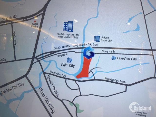 Gem Riverside dự án của tập đoàn đất xanh view đẳng cấp