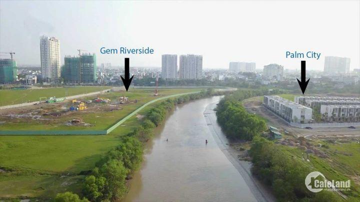 Bán căn hộ cao cấp GEM RIVERSIDE, Vịnh Hạ Long giữa lòng Sài Gòn, Quận 2
