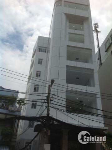 MT Trần Quốc Toản góc Nam Kỳ Khởi Nghĩa, Quận 3, 10x13, xây 7 tầng, giá 43.3 tỷ