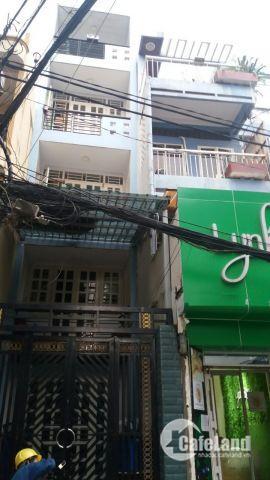 Bán nhà MT đường số 2, Cư Xá Đô Thành,P4,Q3. DT: 3,1x13m. Giá 10 tỷ
