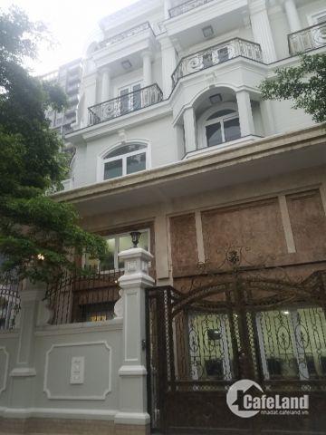 Bán nhà biệt thự, liền kề có hầm KDC Cityland Riverside Nguyễn Thị Thập, Q7.