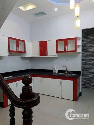 Bán nhà mới đẹp hẽm 33 Trần Xuân Sọan,Q7