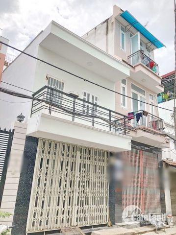 Bán gấp nhà dt 4 x 12 m đường Lý Phục Man, P. Bình Thuận. Giá: 4.45 tỷ