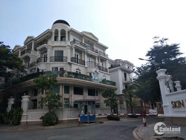 Bán căn biệt thự góc 2 mặt tiền, đối diện công viên cực đẹp , DT: 232m2 giá 23.6 tỷ trong Cityland