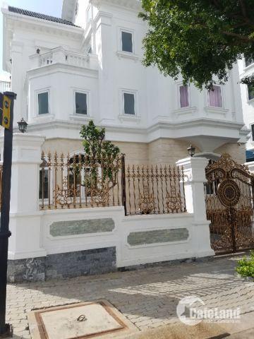 Bán căn biệt thự song lập góc 2 mặt tiền KDC Cityland riverside Nguyễn Thị Thập, Q7.
