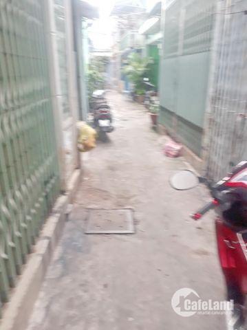 Bán nhà hẻm 337 Trần Xuân Soạn, phường Tân Kiểng, quận 7. Giá: 2.25 tỷ
