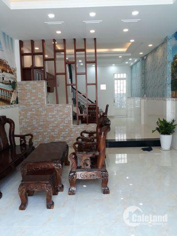 Nhà đẹp HXH 8m hẻm 487 HTP, cạnh khu Nam Long - Trần Trọng Cung, p. Tân Thuận Đông, Q7