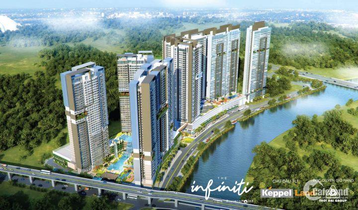 Căn Hộ Chuẩn Singapore Cđt Keppel Land Tại Khu Đô Thị Phú Mỹ Hưng, Quận 7, LH: 0936913353