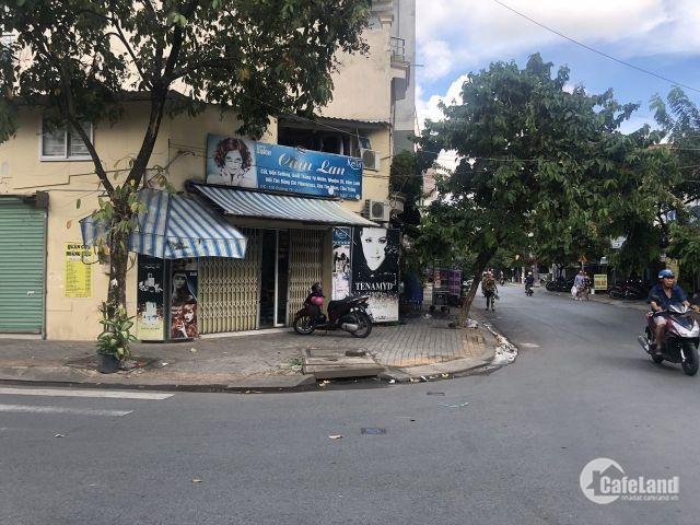 Nhà cấp 4 lô góc 2 MT đường 79 & 34 p. Tân Quy, Q7