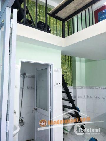Bán gấp nhà phố lửng, 2 lầu hẻm KC 52 đường Huỳnh Tấn Phát, P. TTT, Quận 7