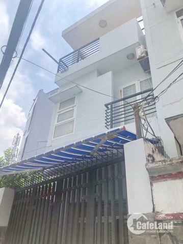 Nhà 4x17m Hẻm 465 Trần Xuân Soạn Tân Kiểng Quận 7